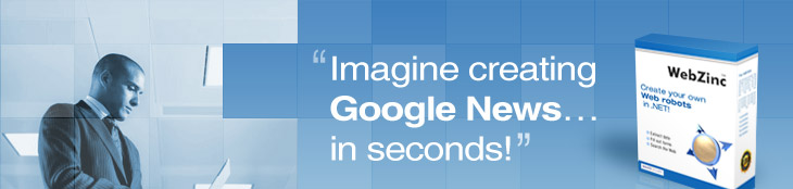 Imagine creating Google News... in seconds!
